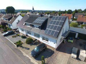 Photovoltaik Anlage in Wadgassen