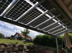 Solarterrasse in Eppelborn Saarland